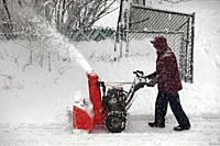 Cananda, Quebec, Montreal, snow removal, snowstorm,.