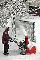 Cananda, Quebec, Montreal, snow removal, snowstorm;.