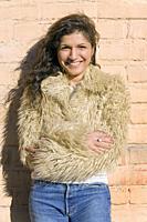 Women in fur.