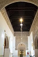 The Taller del Moro (Workshop of the Moor) is a museum that is an old Mudéjar palace from the 14th century and houses samples of Mudéjar art and craft...
