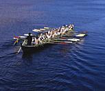 Rowe_boat Siljan Dalarna Sweden Sverige.