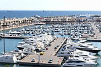 Port of Alicante. Alicante