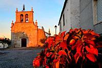Church of Sao Pedro de Bemposta, Mogadouro, Portugal.