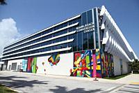 Miami Beach Convention Center in Miami beach, Florida, USA