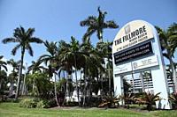 The Fillmore Miami Beach at Jackie Gleason Theater in Miami beach, Florida, USA