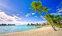 Bora Bora Island,.