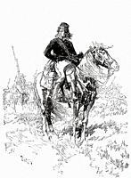 Portrait of Henri de La Rochejaquelein. Henri du Vergier (1772-1794) comte de la Rochejaquelein, was the youngest general of the Royalist Vendéan insu...