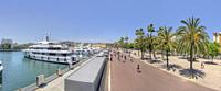 Port Vell. Barcelona, Spain.
