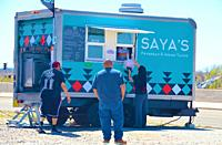 food truck, New Mexico, Indigenous foods.