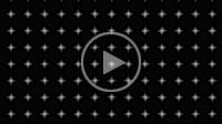 a lot of horizontal wavy twinkling white stars moving away zooming out on dark black background for space astronomy science concepts with seamless loo...