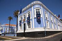 Palace (Palacio da Conceiçao) in Ponta Delgada. Sao Miguel island, Azores islands, Portugal.