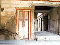House of C. Julius Polybius (Casa di Giulio Polibio) - Pompeii archaeological site, Italy