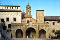 Sanctuary de la mare de deu de la font de la salut. Traiguera. Maestrazgo region. Castellón. Spain.
