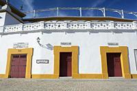 Real Maestranza, Sevilla, Andalucia, Spain.