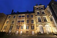 City Council of Le Mans, Pays de la Loire, France.