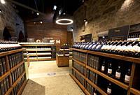 Calem winery, Vila Nova de Gaia, Portugal.