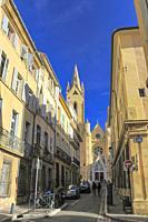 Aix-en-Provence, Provence-Alpes-Cote d'Azur, France.