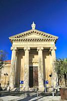 Eglise Notre-Dame du Port, Nice, Provence-Alpes-Cote d'Azur, France.