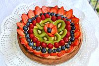 Italian pastry original fine gluttony.