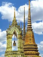 Wat Pho is a Buddhist temple in Phra Nakhon district, Bangkok, Thailand. It is located in the Rattanakosin district directly adjacent to the Grand Pal...