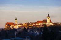 Nove Mesto nad Metuji, Eastern Bohemia, Czech Republic.