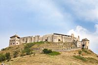 Sumeg Castle (Sumegi var), Western Transdanubia, Hungary.