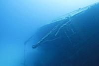 The Hilma Hooker is a shipwreck located in the Caribbean Sea around Bonaire.