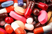 pills and capsules.