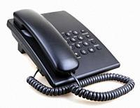 Telephone Isolated.