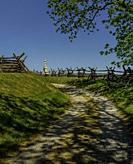 Known as bloody lane after the high number of killed and wounded here, the confederates used it as a natural defensive position, Union attacked from t...