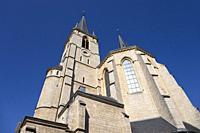 Europe, Luxembourg, Esch-sur-Alzette, The Decanal Church of Esch St Joseph (Eglise décanale Esch St Joseph).