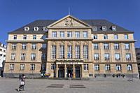 Europe, Luxembourg, Esch-sur-Alzette, Hôtel De Ville (Town Hall).