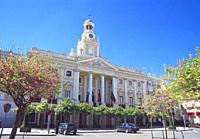 City hall. Cadiz, Spain.