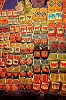 Slip-on slippers night market Luang Prabang Laos