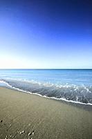 Morning on Turtle Beach, Sarasota, Florida.