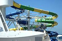 Royal Caribbean International Freedom of the Seas Deck