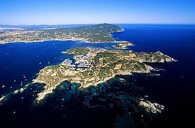 Trails du cap sicié 2017 - Running Map