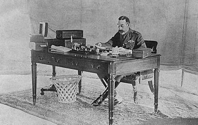 King George V (1865 - 1936), pictured during World War I ...
