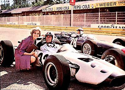 Rennfahrer Formel 1