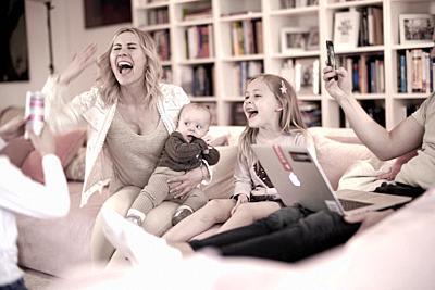 tumultuous family