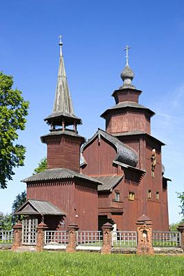 Church of St John the Theologian (1687-89), Near Rostov Veliky, Golden Ring, Yaroslavl Oblast, Russia