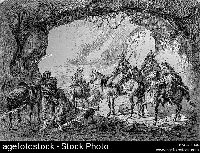 a security escort in bosnia, the illustrious universe, publisher michel levy 1868