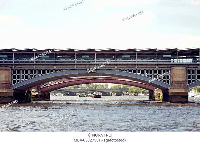 Architecture, bridge, town, river