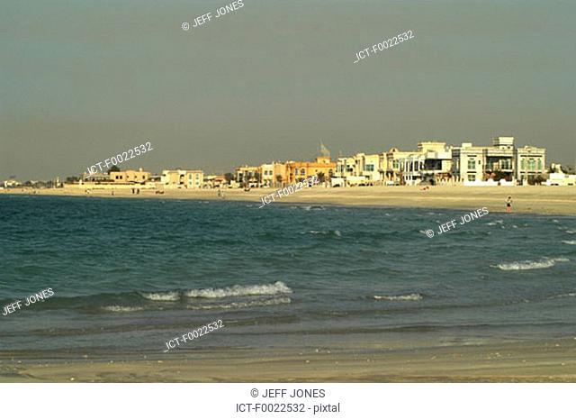 United Arab Emirates, Dubai, Jumeira Beach