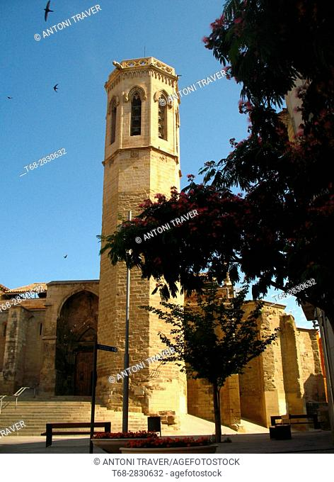 Church of San Lorenzo, Lleida, Spain