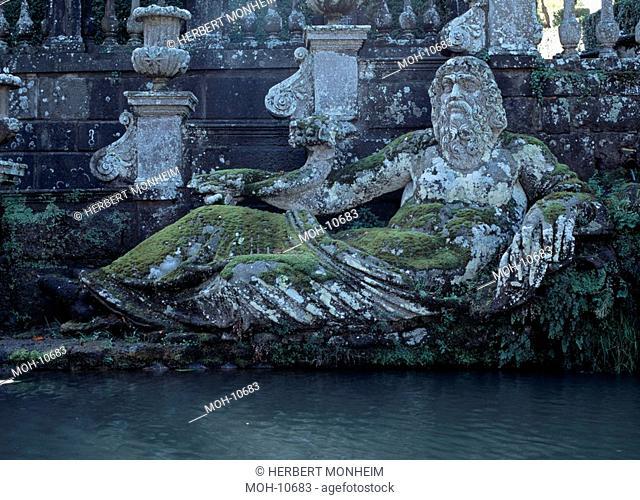 Brunnen der Giganten Fontana dei Giganti