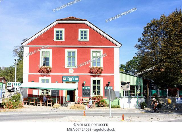 Pressbaum, restaurant Mayer in Rekawinkel, Wienerwald (Vienna Woods), Lower Austria, Austria