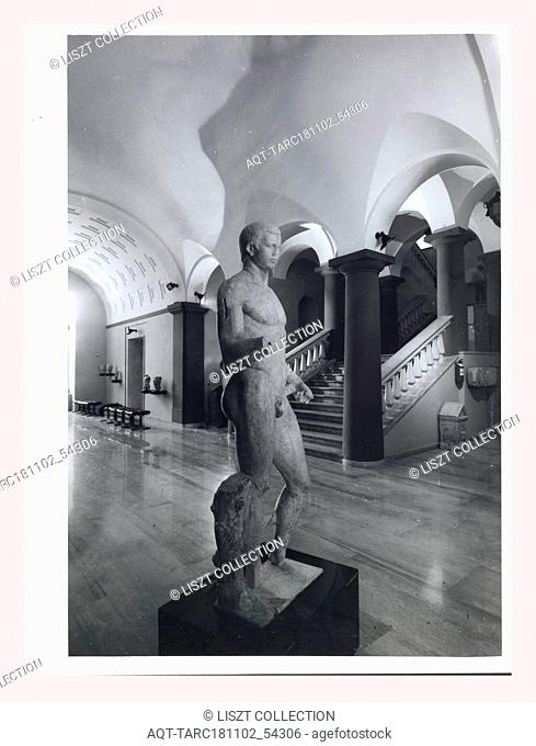 Abruzzo Chieti Chieti Museo Nazionale di Antichita, this is my Italy, the italian country of visual history, Exterior views of part of the former Villa Frigeri