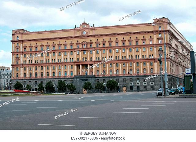 secret service - FSB