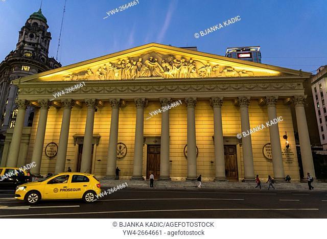 Buenos Aires Metropolitan Cathedral, Buenos Aires, Argentina